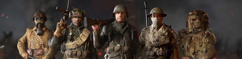 Prožijte znovu napínavé příběhy z druhé světové války v Call of Duty: World War II