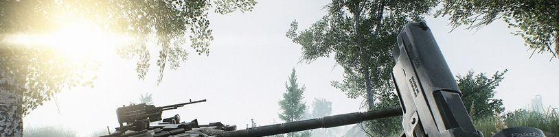 Escape from Tarkov stále nemá hratelné ženské postavy