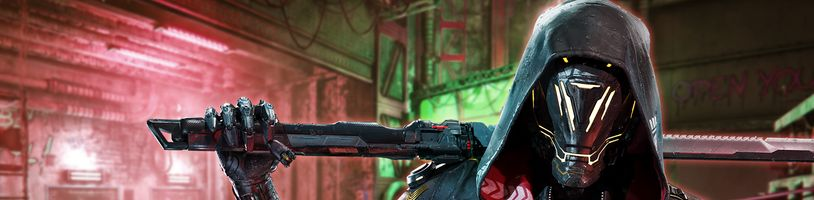 Ghostrunner je běh o holý život - Recenze