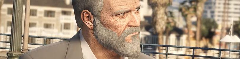 GTA 6 zatím nebude, podivné chyby v The Last of Us 2, děsivý pták v Grounded