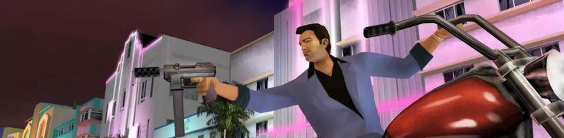 Na serverech Rockstaru se našla loga neoznámené trilogie GTA