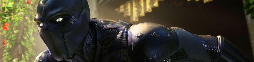 Souhrn ze Square Enix: Marvel's Avengers, remaster Final Fantasy