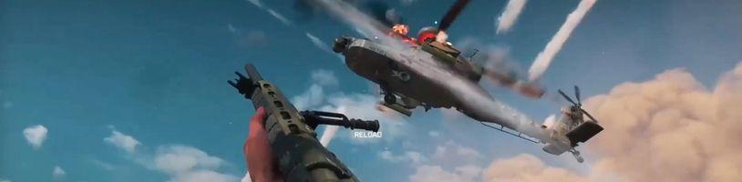 Na internet unikly další obrázky z nového Battlefieldu