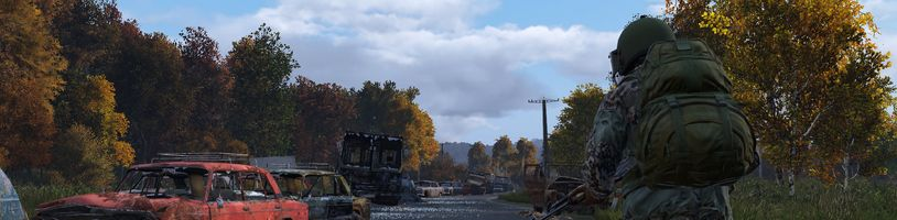 Česká hra DayZ vychází na PS4