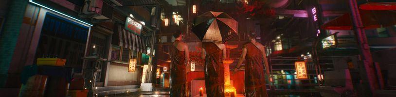 Minuta nových záběrů z Cyberpunku 2077