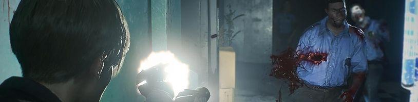 Nejlépe hodnoceným hrám roku 2019 kraluje remake hororu Resident Evil 2