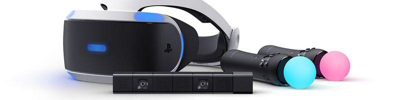 PlayStation VR slaví pět let a Sony bude rozdávat hry