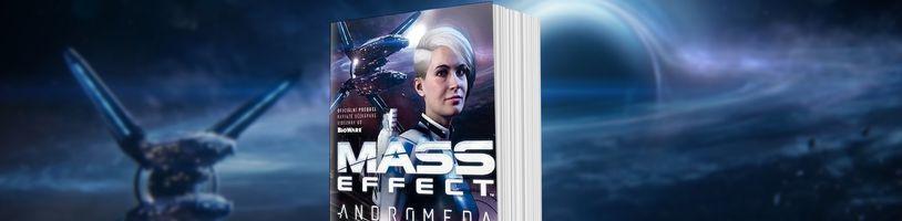 Nový díl knihy ze světa Mass Effect Andromeda
