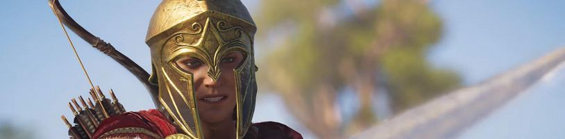 Ubisoft připomenul hrdiny Assassin's Creed, leč zapomněl na ženy