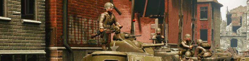 Válka plastových vojáčků bude pokračovat. Na PC a konzole míří Toy Soldiers 2