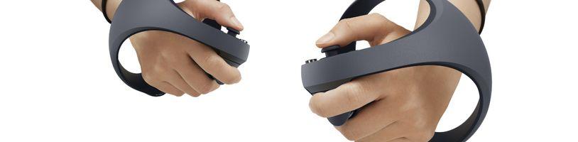 Ovladače virtuální reality nové generace od PlayStationu