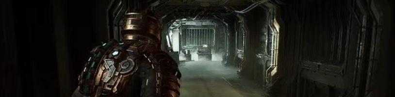 První záběry z remaku Dead Space poukazují na tísnivou atmosféru