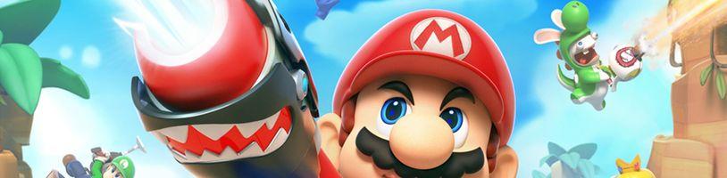 Xbox koupil další tři studia a Nintendo ukáže druhý Mario + Rabbids?