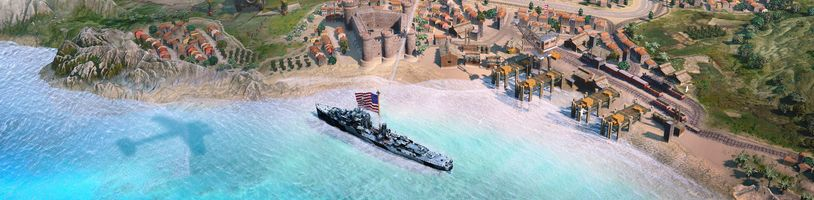 Video v češtině přibližuje dynamickou mapu kampaně v Company of Heroes 3