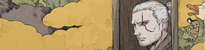 Zaklínačská manga žádá o pozornost na Kickstarteru