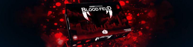 MegaBoard prichádza s novou Vampire: The Masquerade hrou
