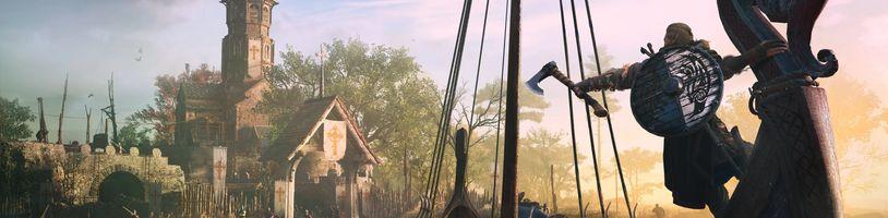 Assassin's Creed Valhalla je nejprodávanějším dílem za první týden v prodeji