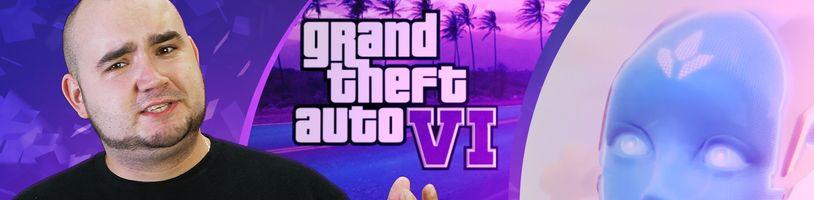 Trailer na GTA VI překvapil miliony!