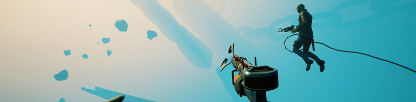 Voidtrain je surrealistická survival akce, ve které cestujete prázdným světem