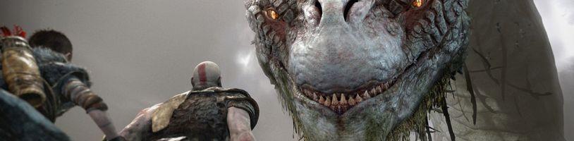 Do God of War brzy zamíří New Game +