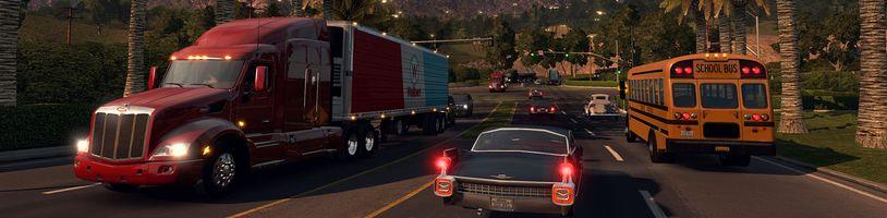 Nové rozšíření pro American Truck Simulator nás vezme to Utahu