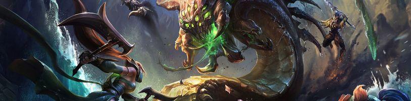 Riot chystá MMO ve světě League of Legends