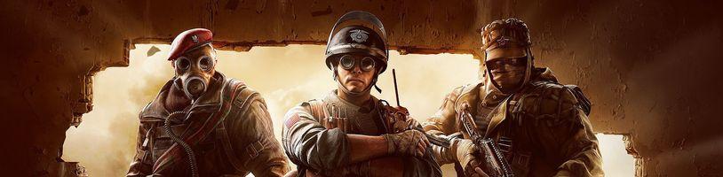 Do Rainbow Six Siege se blíží nová operace Wind Bastion