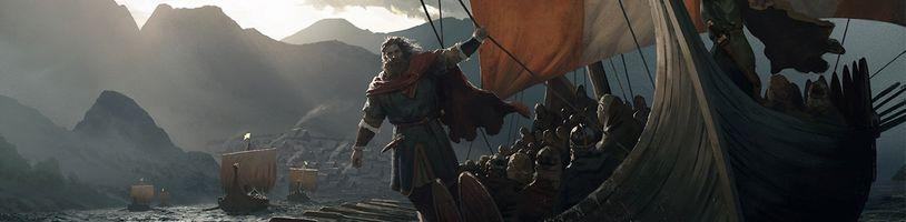 V prvním DLC pro Crusader Kings 3 prožijete život vikinského vládce