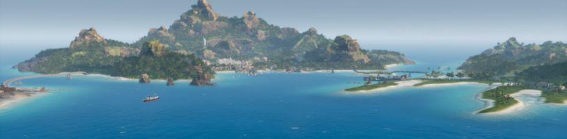 Nejen propojování ostrovů a krádež cizích památek budou lákadly na nejnovější díl Tropica