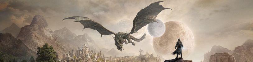 Netflix má připravovat seriál The Elder Scrolls