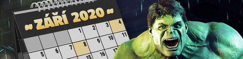 Kalendář hráče: Nejzajímavější hry září