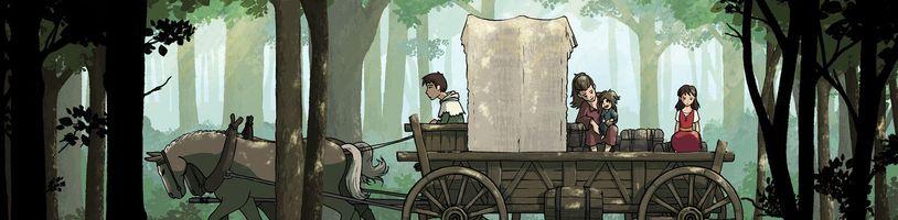 Ve Znojmě vzniká středověká příběhová plošinovka Scarlet Deer Inn