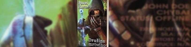 Pokračování příběhu nemrtvého válečníka v LitRPG Družina mrtvého