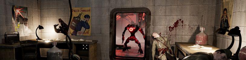 Filmovým trailerem se nám připomíná sci-fi střílečka Atomic Heart