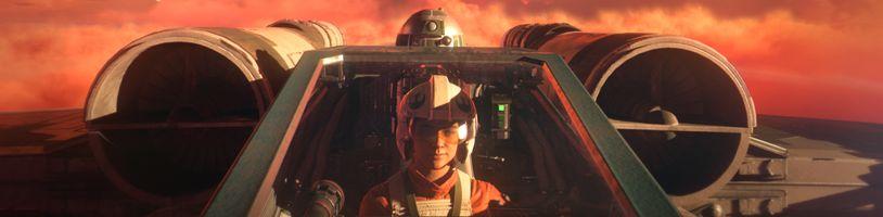 Podpora Star Wars: Squadrons se pomalu chýlí ke konci