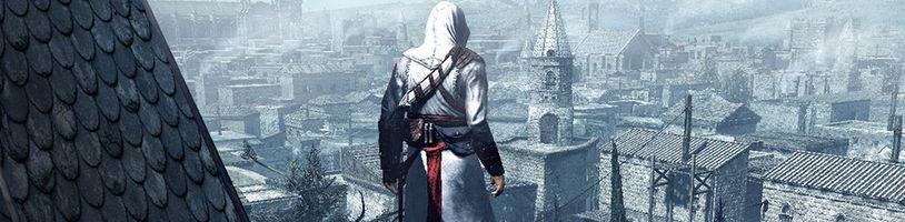 Tvůrce původních dvou dílů Assassin's Creed se omluvil za věže