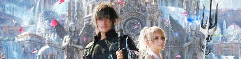 Jak bylo Final Fantasy XV cracknuto ještě před vydáním