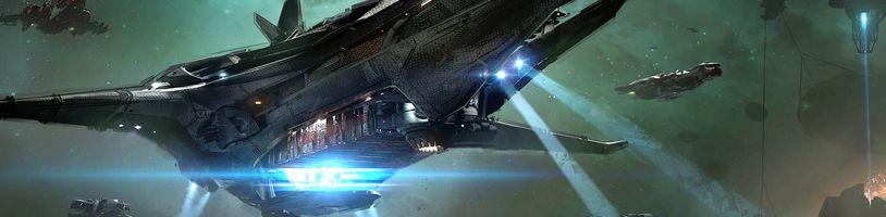 Vizuálny teaser k Squadron 42 nás núti slintať nad novými loďami