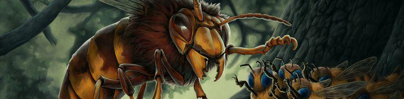 Bee Simulator a Sniper Ghost Warrior Contracts s českými titulky
