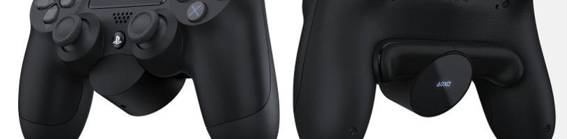 Příslušenství pro DualShock 4 přináší dvě nová programovatelná tlačítka