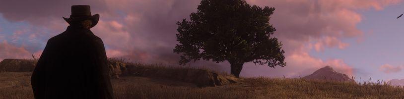 Svět Red Dead Redemption 2 bude krásně nebezpečný