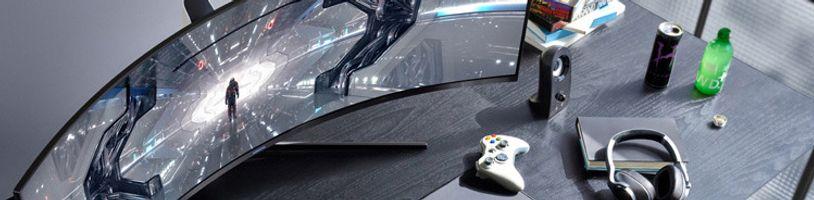 Nástupce herního monitoru Samsung G9 nabídne bezkonkurenční jas