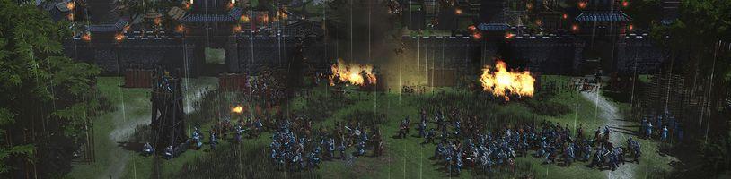 Strategie Stronghold: Warlords odhaluje režim Free Build
