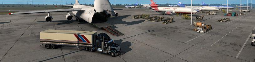 American Truck Simulator ukazuje turistické prohlídky v Idaho a průmysl v Coloradu