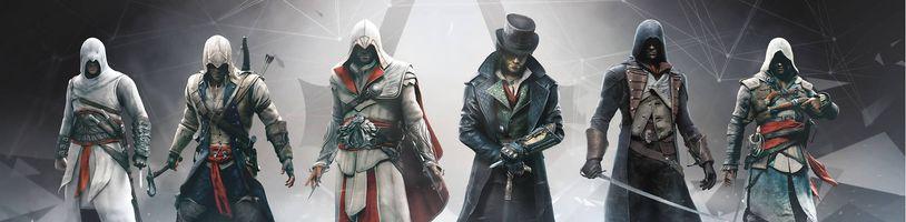 Unikly informace o novém dílu Assassin's Creed s podtitulem Odyssey