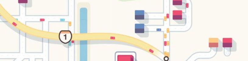 Mini Motorways bude exkluzivitou pro Apple Arcade