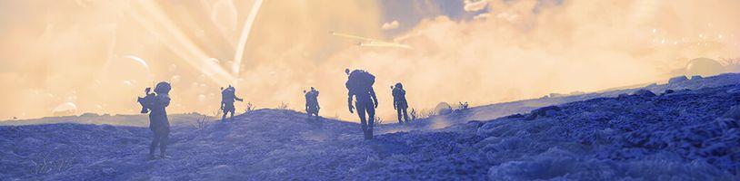 No Man's Sky dostal update Expeditions včetně nového herního módu