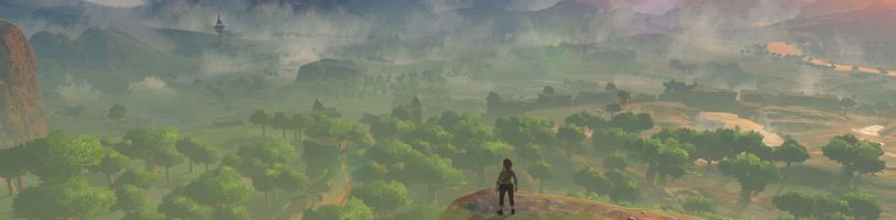 Zelda se vrací: Chystají se dvě obsáhlá DLC