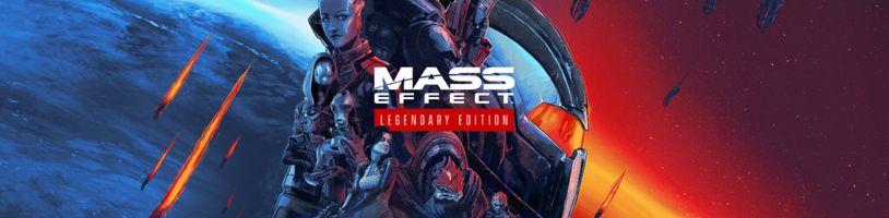 Uniklo datum vydání remasterované trilogie Mass Effectu