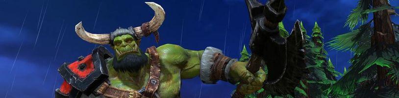 Multiplayerovou betu Warcraftu 3 Reforged trápí technické problémy
